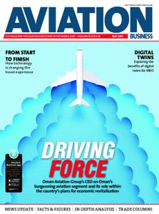 Aviation Business – May 2019
