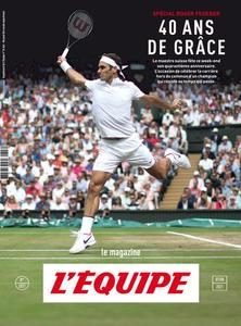 L'Equipe Magazine - 7 Août 2021