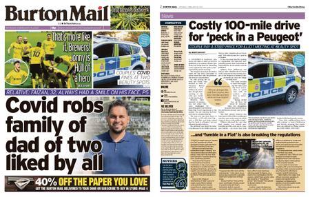 Burton Mail – February 08, 2021