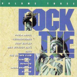 VA - Rock The First Volume Three (1992) {Sandstone/DCC} **[RE-UP]**