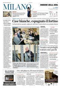 Corriere della Sera Milano - 22 Marzo 2018