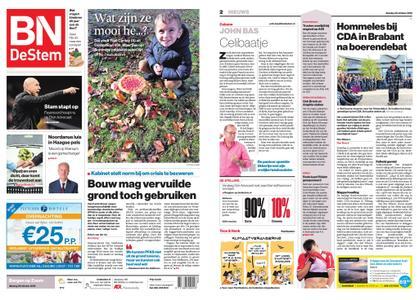 BN DeStem - Bergen op Zoom – 29 oktober 2019