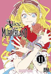 Alice in Murderland - Tome 11 2019