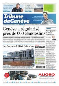 Tribune de Genève du 22 Février 2017