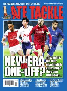 Late Tackle Football – 23 May 2019