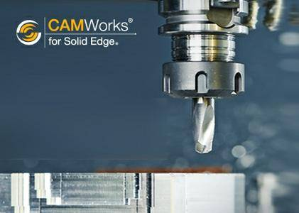 CAMWorks 2016 SP2 for Solid Edge