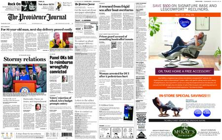 The Providence Journal – May 23, 2019
