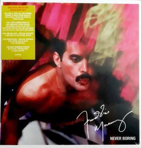 Freddie Mercury - Never Boring (2019) Blu-Ray