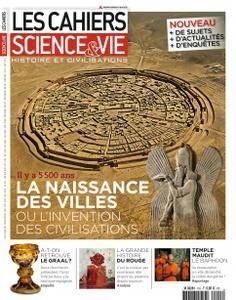 Les Cahiers de Science & Vie - août 2015