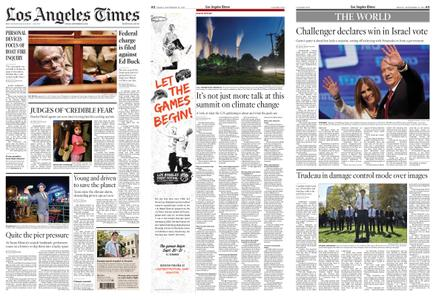 Los Angeles Times – September 20, 2019