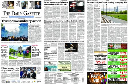 The Daily Gazette – June 02, 2020