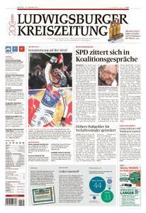 Ludwigsburger Kreiszeitung - 22. Januar 2018