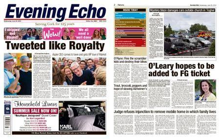 Evening Echo – June 20, 2018