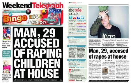 Evening Telegraph First Edition – March 24, 2018
