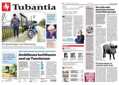 Tubantia - Enschede – 17 januari 2019