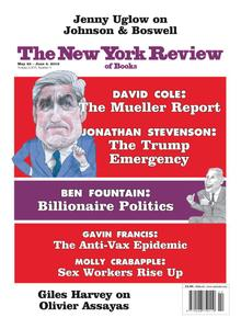The New York Review of Books - May 23, 2019