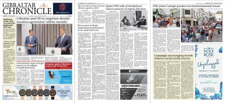 Gibraltar Chronicle – 16 July 2019