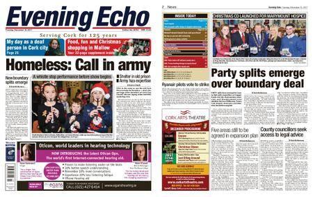Evening Echo – December 12, 2017