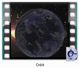 Orbit For DeskScapes