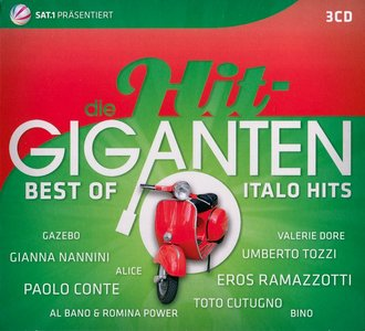 VA - Die Hit-Giganten: Best Of Italo Hits (2012) {3CD Box Set} Re-Up