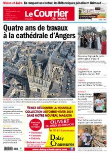 Le Courrier de l'Ouest Angers – 14 septembre 2021