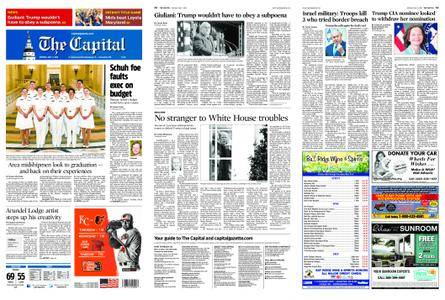 The Capital – May 07, 2018