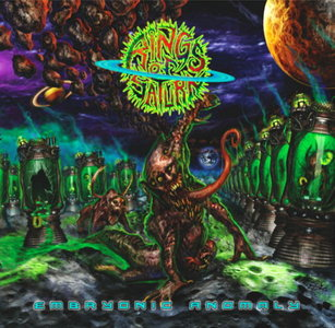 Rings Of Saturn – Embryonic Anomaly (2010)