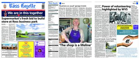 The Ross Gazette – May 13, 2020