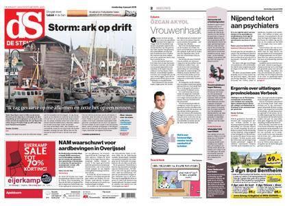 De Stentor - Apeldoorn – 04 januari 2018