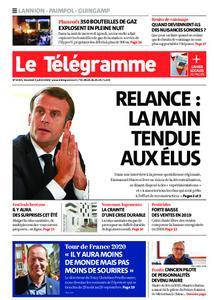 Le Télégramme Guingamp – 03 juillet 2020