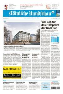 Kölnische Rundschau Wipperfürth/Lindlar – 05. Juni 2020