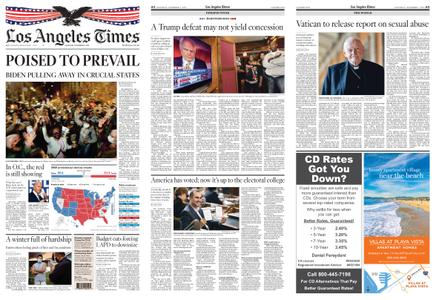 Los Angeles Times – November 07, 2020