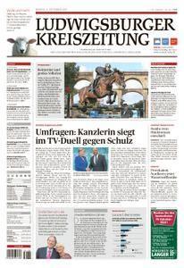 Ludwigsburger Kreiszeitung - 04. September 2017