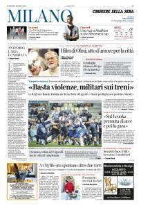 Corriere della Sera Milano - 8 Maggio 2018