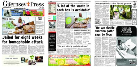 The Guernsey Press – 21 June 2019
