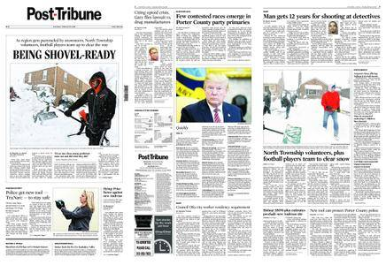 Post-Tribune – February 10, 2018