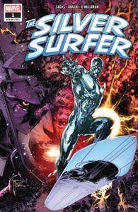 Silver Surfer Annual 001 2018 Digital Zone