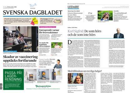 Svenska Dagbladet – 28 december 2018