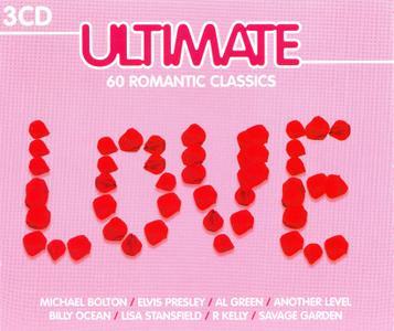 V.A. - Ultimate Love 60 Romantic Classic (3CD Box Set, 2009)