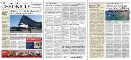 Gibraltar Chronicle – 04 July 2020