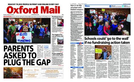 Oxford Mail – October 22, 2018