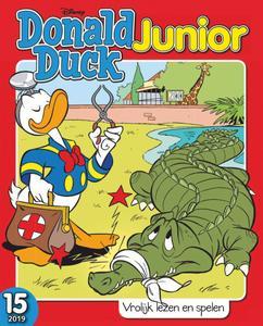 Donald Duck Junior – 18 juli 2019