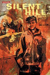 IDW-Silent Hill Paint It Black 2010 Hybrid Comic eBook