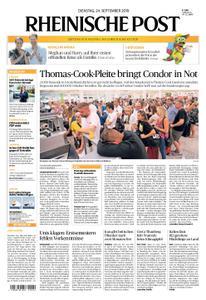 Rheinische Post – 24. September 2019
