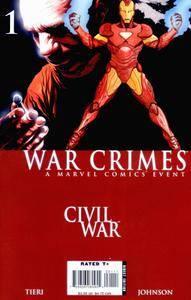 Civil War - War Crimes