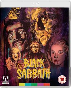 Black Sabbath (1963) + Extras [w/Commentary]