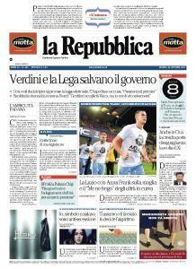 la Repubblica - 26 Ottobre 2017