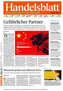 Handelsblatt - 25. Mai 2016