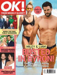 OK! Magazine Australia - March 23, 2020