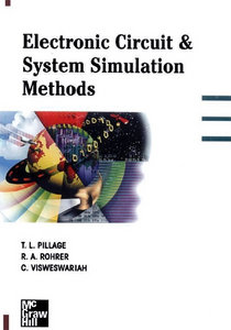 Electronic Circuit and System Simulation Methods